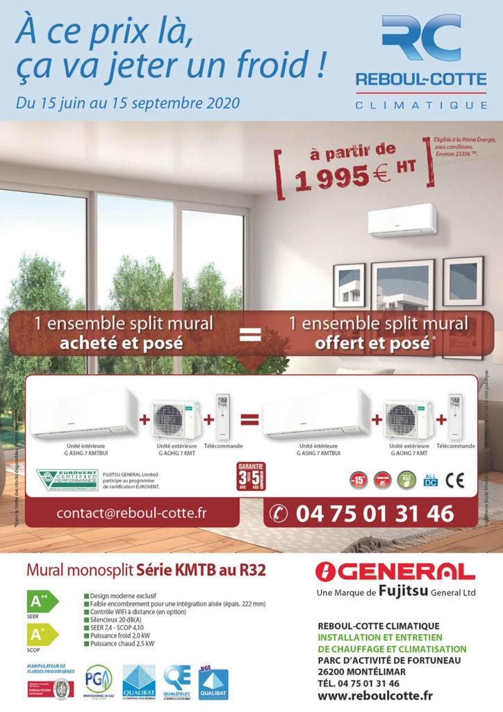 Climatiseur à bas prix à Montélimar