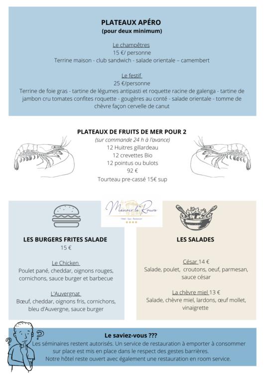Burgers MONTÉLIMAR, CHÂTEAUNEUF-DU-RHÔNE, MALATAVERNE ET ALLAN