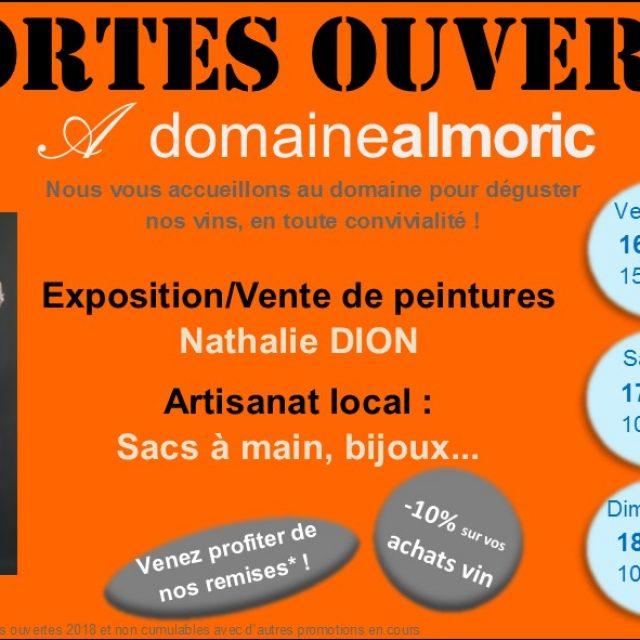 Portes ouvertes Domaine Almoric