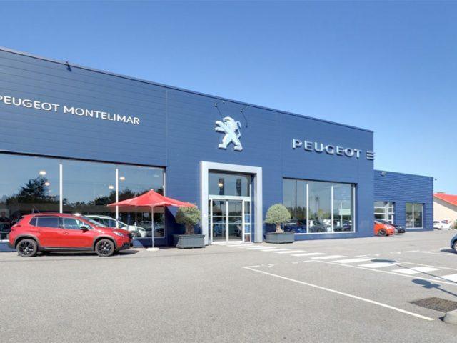 Peugeot Montélimar