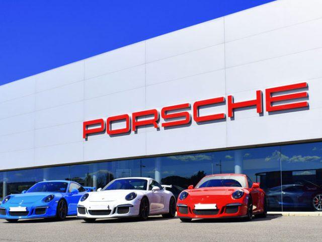 Porsche Autosport Lapierre