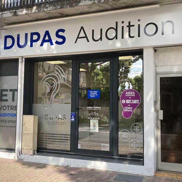 Dupas Audition